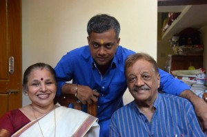 Gautham, his uncle and aunt
